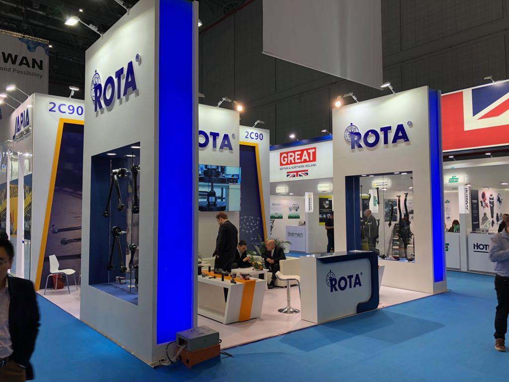 Exhibition Stand Rota : Yedek parça dergisi sektörün nabzi burada atiyor