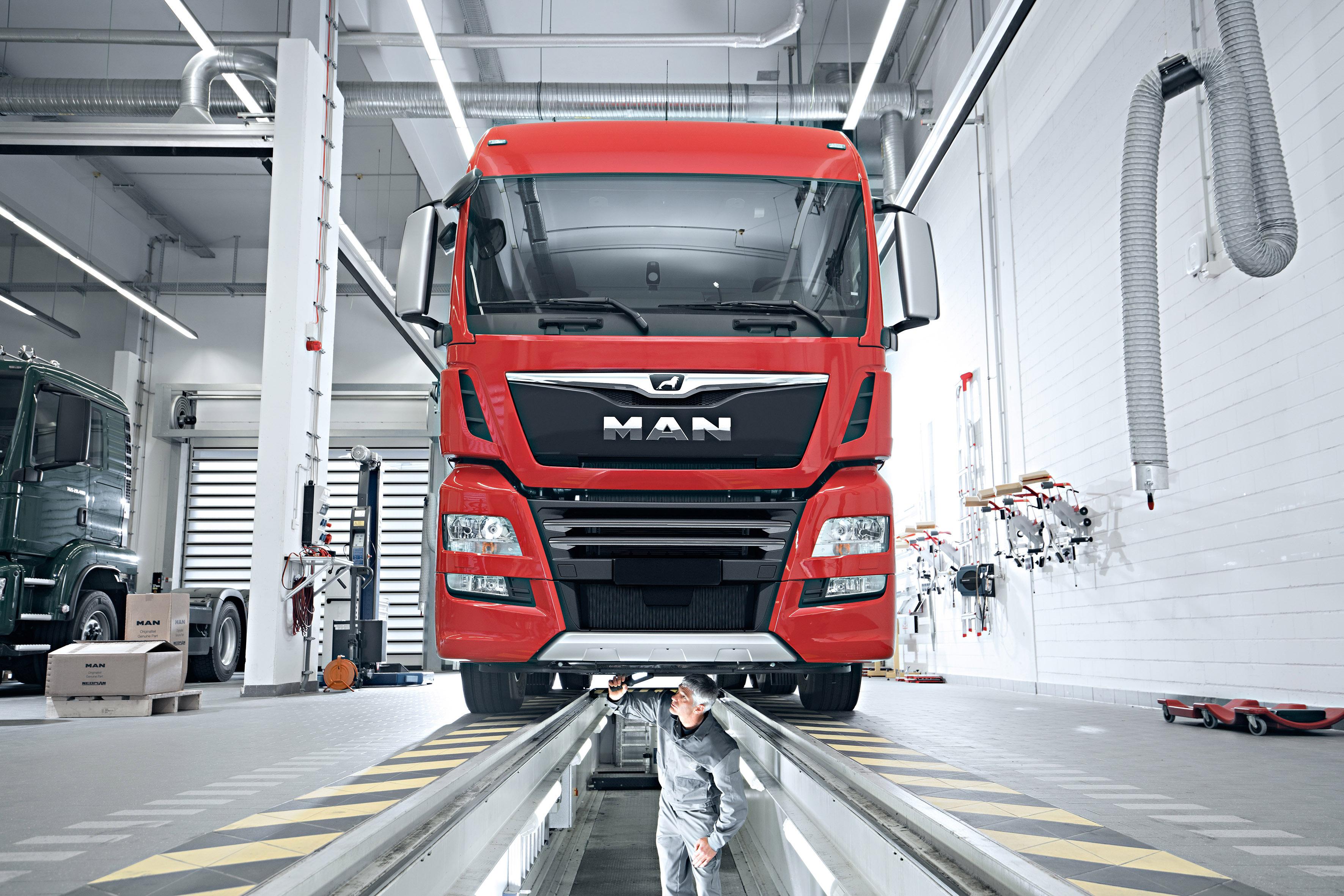 Картинки грузового сервиса